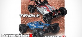 Arrma Typhon and Kraton Now Available in Two New Colors