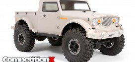 Axial Jeep NuKizer 715 Clear Body