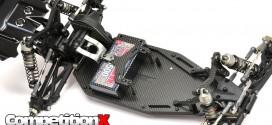 Exotek Carbon Fiber MM Chassis Set for TLR 22 / 22 2.0