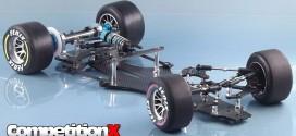 Fenix Mistral 1:10 Scale Formula 1 Kit