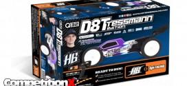 HPI Tessmann Edition Q32 D8T