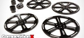 Integy Professional Aluminum Touring Car Setup Wheels