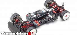 Kyosho TF7 1:10 4WD Touring Car