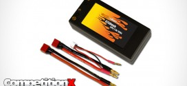 MaxAmps 4250mAh 2S 7.4v Shorty LiPo Battery