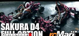 Video: 3Racing Sakura D4 Full Option from RCMart