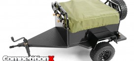 RC4WD Bivouac M.O.A.B Camping Trailer and Tent