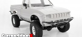RC4WD Trail Finder 2 with Mojave II Hard Body