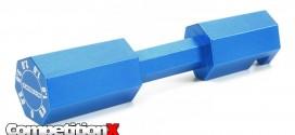 Tamiya Aluminum Camber Gauge Post