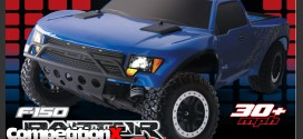 Traxxas Ford F-150 Raptor with Onboard Audio