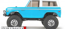 Vaterra 1972 Ford Bronco Ascender Trail Truck