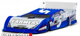Protoform Nor'easter Dirt Oval Late Model Body