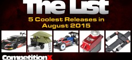 The List – August 2015