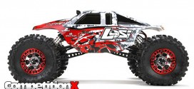 Losi Night Crawler 2.0 1:10 RTR 4WD Rock Crawler