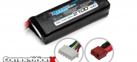 Reedy 2100mAh 14.8V LiPo Starter Box Battery