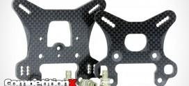 AVID RC Aluminum and Carbon Fiber Parts for Team Associated's RC8B3