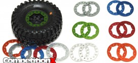STRC CNC-Machined Beadlock Rings for Proline FaultLine/Denali Wheels