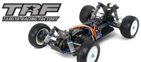 Tamiya TRF502X Buggy