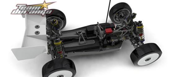 Team Durango DEX408 Buggy