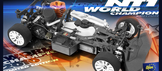 Team XRay NT1 World Championship Edition