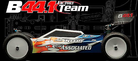 Team Associated Factory Team B44.1