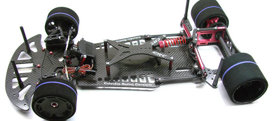 CRC Gen-X 10 LE World GT Chassis