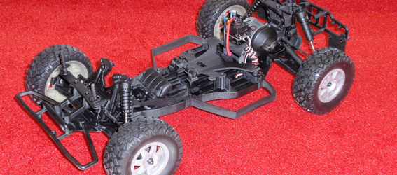 Speed Passion Ananta 2WD Short Course Truck