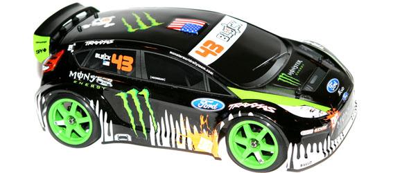 Traxxas 1:16 Rally Car - Ken Block Edition