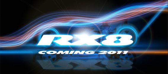 Team XRay RX8