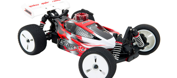 AMR Gears 10 1:8 Scale Nitro Buggy