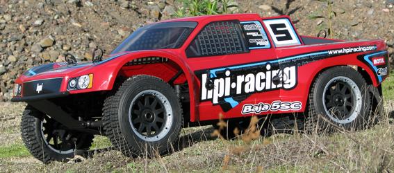 HPI Baja 5SC Short Course Truck