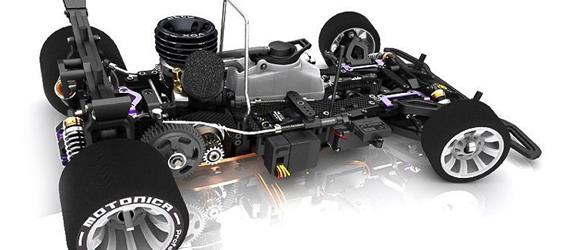 Motonica P81 RS