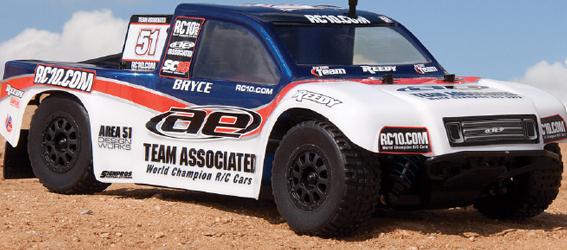Team Associated SC18 Brushless