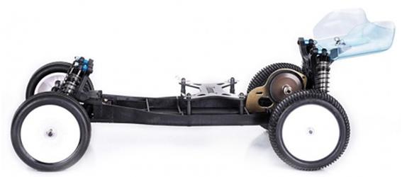Team C TC02C 2WD Center Motor Buggy