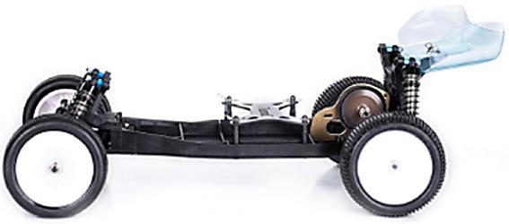TQ Racing SX10 2WD Mid Buggy