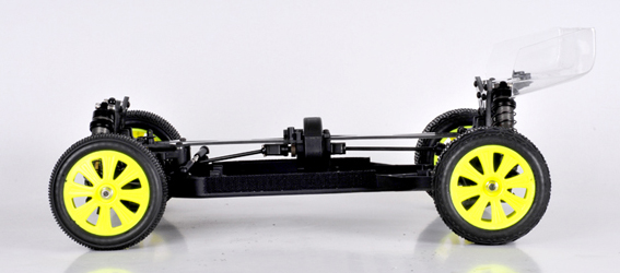 TQ Racing SX10 4WD Pro Buggy