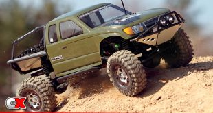 Review: Axial SCX10-TR Trail Honcho - CompetitionX - Tony Phalen