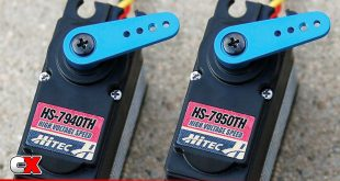 Review: Hitec Digital G2 Titanium Servos