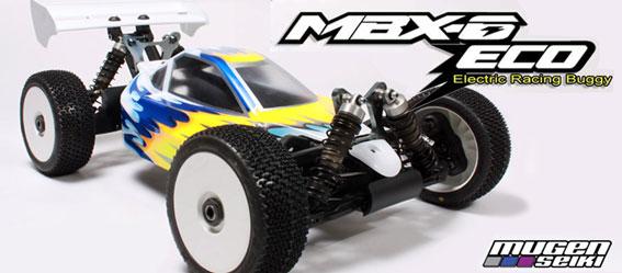 Mugen Seiki MBX-5 ECO Electric Racing Buggy