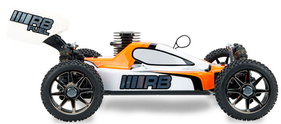 RB One 1:8th Scale Buggy
