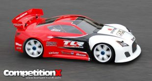 TLR L8IGHT Model-to-GT8 Conversion