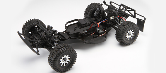 HPI Blitz Short Course is Now Waterproof!