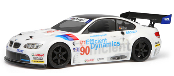 HPI Nitro RTR RS4 3 Evo+ Touring Car