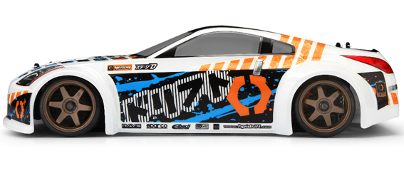 HPI Sprint Drift 2 - Now Waterproof!