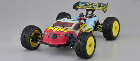 Kyosho Inferno ST-RR EVO Competition Kit