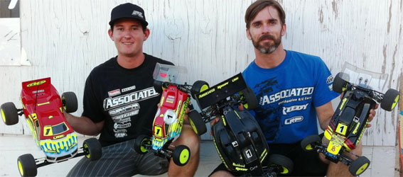 Team Associated's Cavalieri & Fiege Victorious At Offroad Shootout