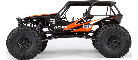 Axial Racing Wraith Rock Racer Kit
