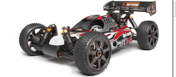 HPI Trophy 3.5 Nitro Buggy