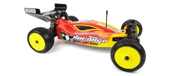 Team Durango DEX410 V3 4WD Buggy