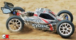 Review: Kyosho DBX 2.0 | CompetitionX - Tony Phalen
