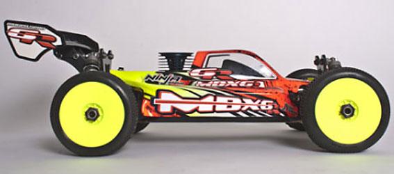 Mugen Seiki MBX6R Nitro Buggy